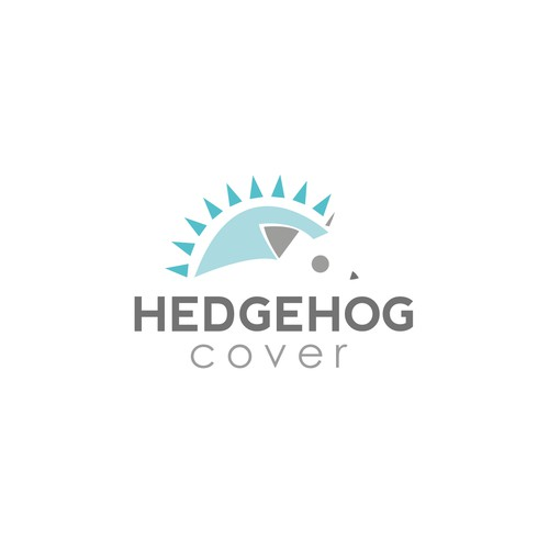 Help Hedgehog Cover with a new logo
