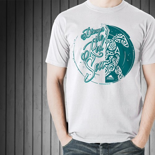 T-shirt for Hotel complex