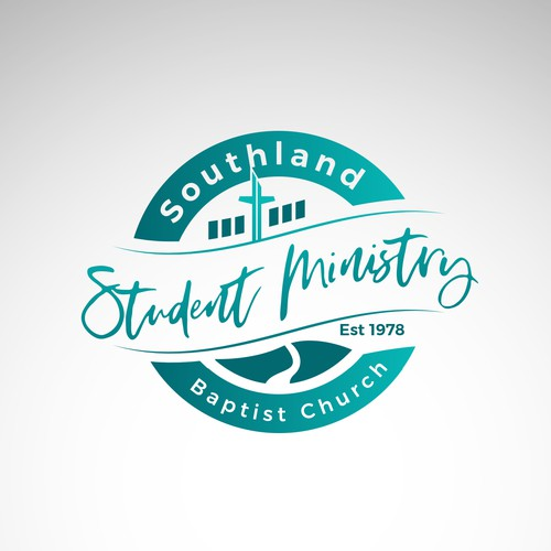 Vintage logo for Southland Student Ministry