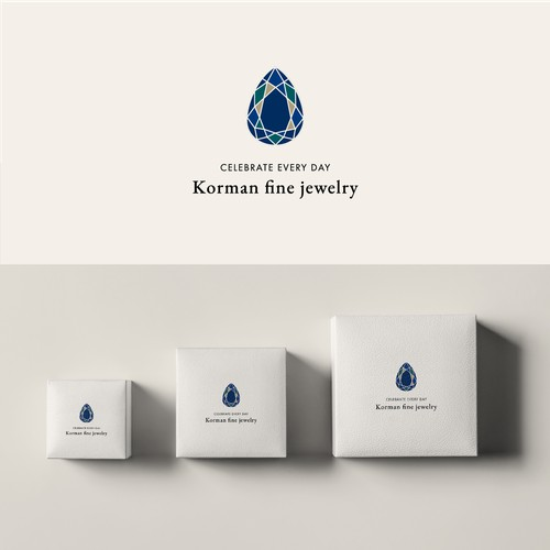 Logo for high end jewelry company