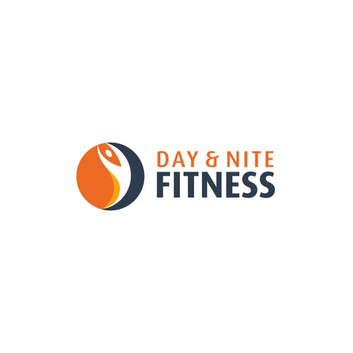 24 hour gym logo
