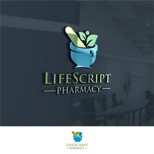 LifeScript Pharmacy logo