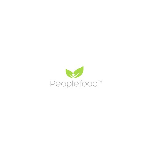 Seeking a simple, subtle, clean, contemporary logo design for Peoplefood