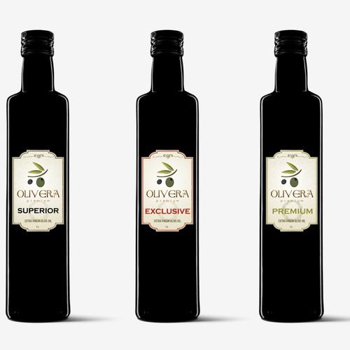 require innovative labels for bottles of olive oil brands