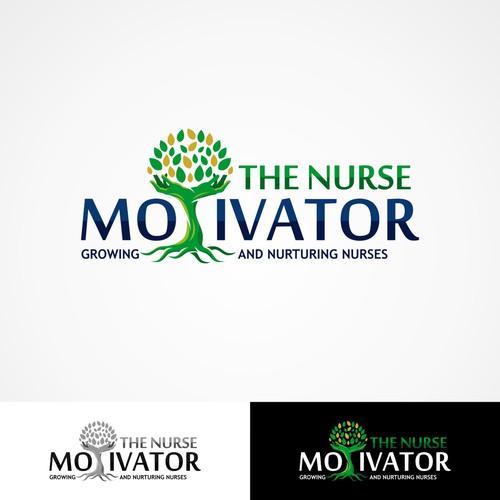 Logo for a healthcare blog
