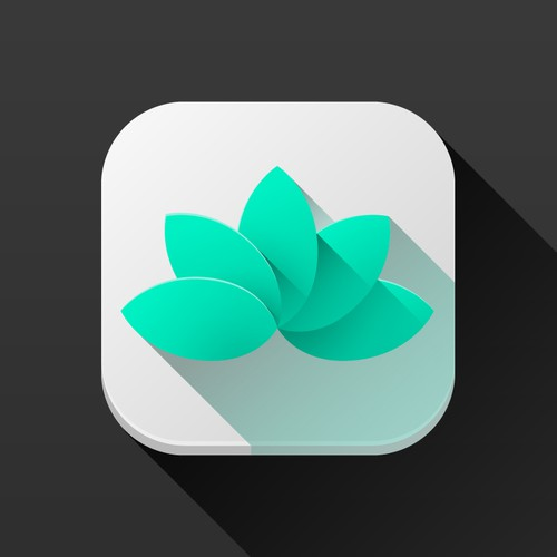 We need new Yoga app icon for iOS8 ** guaranteed **