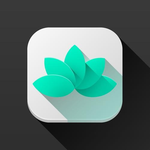We need new Yoga app icon for iOS8 ** guaranteed **