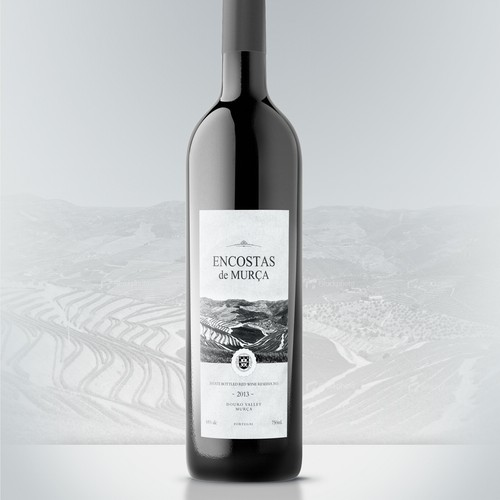 New product label wanted for MSS Douro Wine & Gourmet Products, Lda