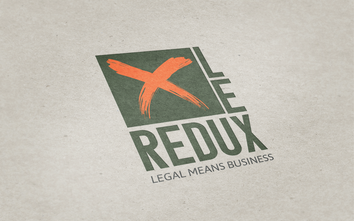 logo for Lex Redux - Virtual start-up incubator for disrupting Legal Services