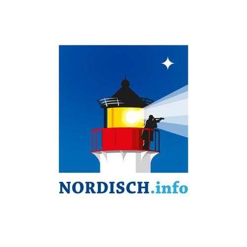 Logo for an online magazine