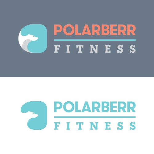 Bold Logo Concept for Fitness Brand
