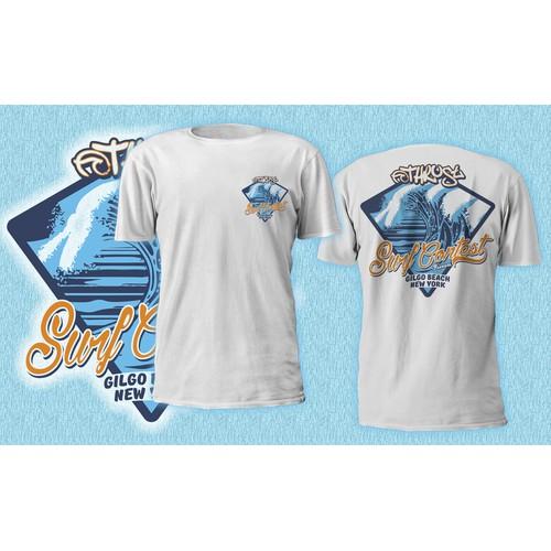 THRUST-SURF CONTEST