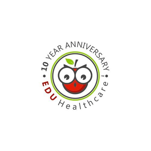 10 Year Anniversary Logo
