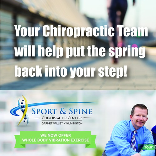 Sport and Spine Poster