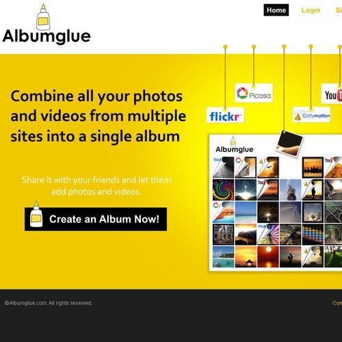 AlbumGlue