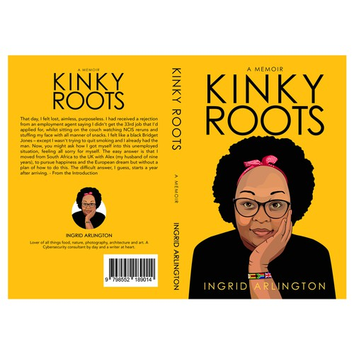 Kinky Roots Book Cover