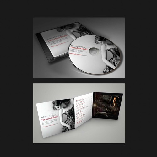 CD +Cover