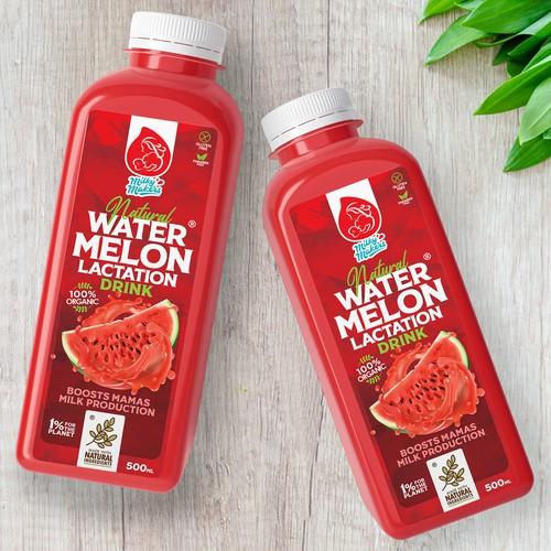 Water Melon Lactation Drink
