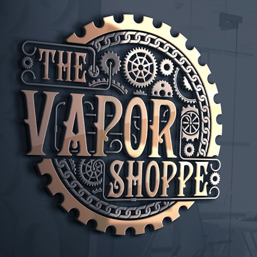 The Vapor Shoppe logo