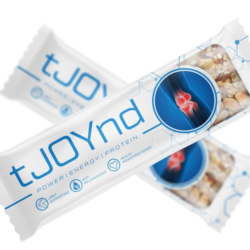 First innovative anti-inflammatory, joint-supporting, health promoting power / energy bar