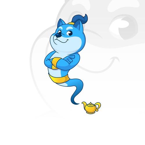 Mascot Design for JINU