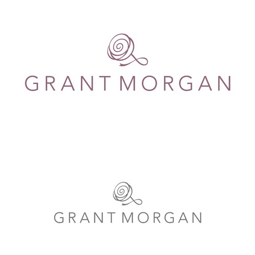logo for Luxury wedding and event planning Grant Morgan
