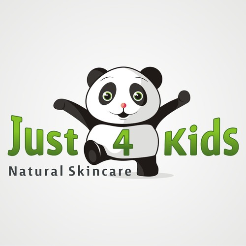Just 4 Kids  needs a new logo