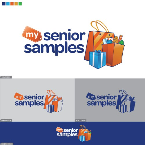 My Senior Samples Logo
