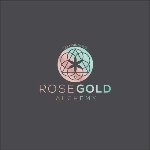 24K Rose Gold logo