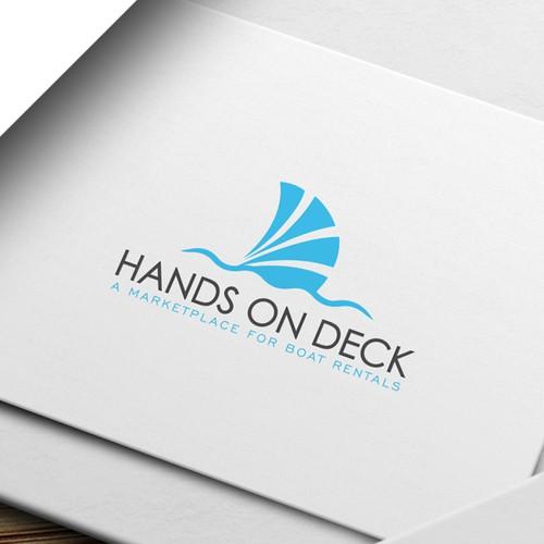 Logo for boat rentals