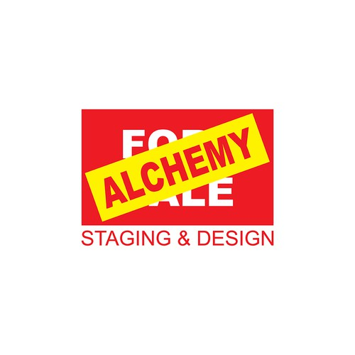 Logo for the staging&sale company-3