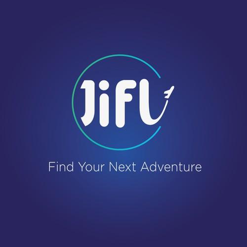 logo design for turism app