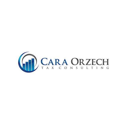 Bold Logo Concept for Cara Orzech