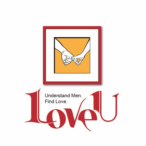 Design Logo for Love U, an online video platform for women who want to understand men and find love.