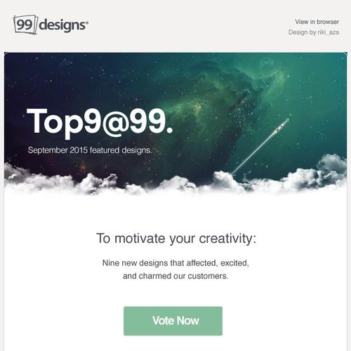 Top 9 at 99