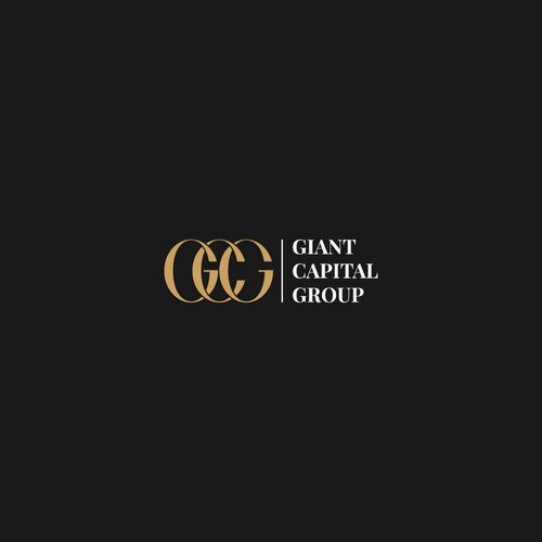 Luxury Logo for Giant Capital Group Luxury Logo