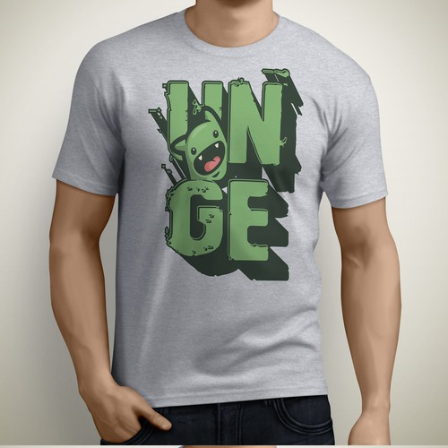 Unge icon tshirt contest