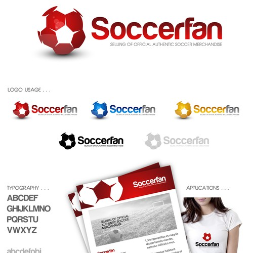 New logo wanted for Soccerfan