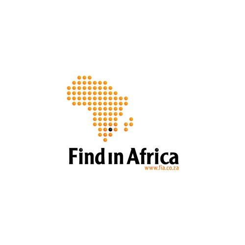 """Find In Africa"" - Logo Design"