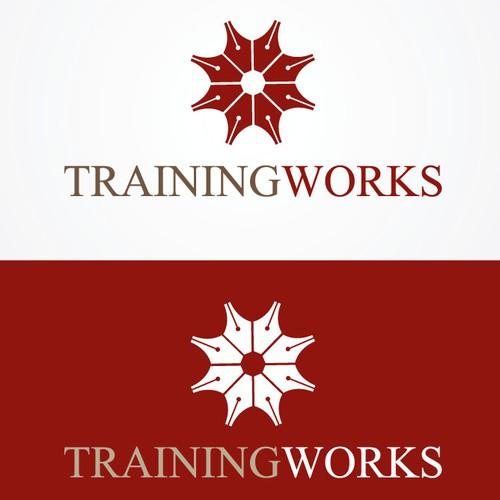 Training works logo