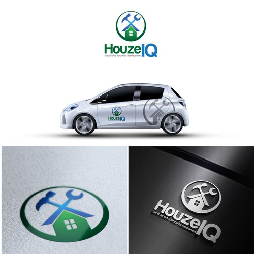 New logo and business card wanted for HouzeIQ