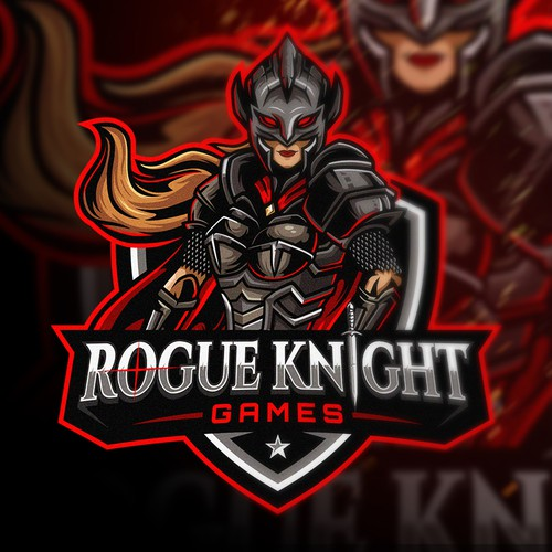 Rogue Knight Games (Female Version)
