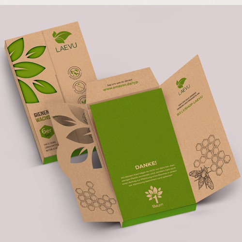 package and Logo design