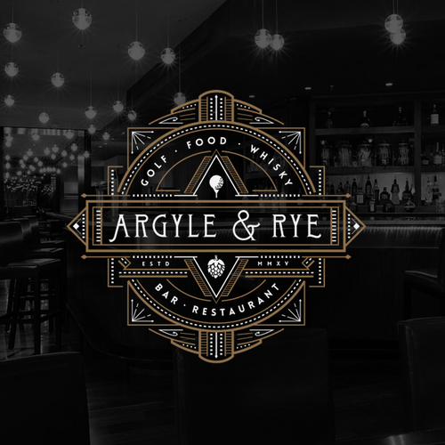 Argyle & Rye bar restaurant