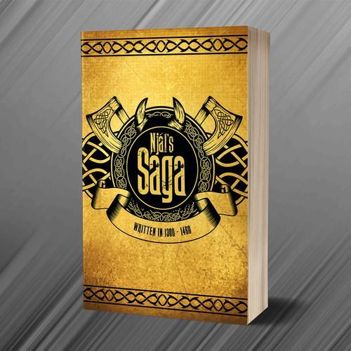 Sagas book cover