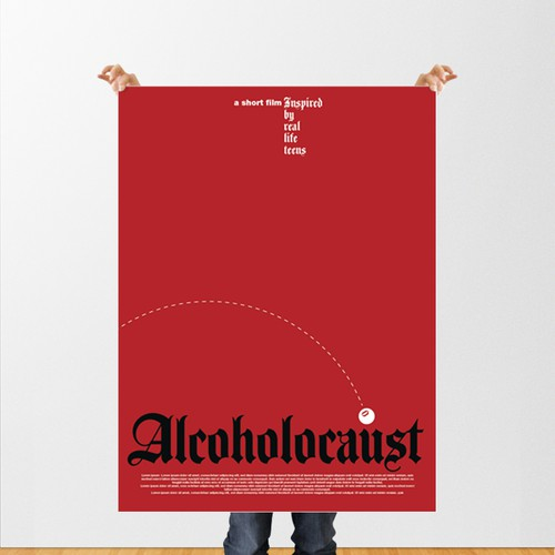 Poster Alcoholocaust