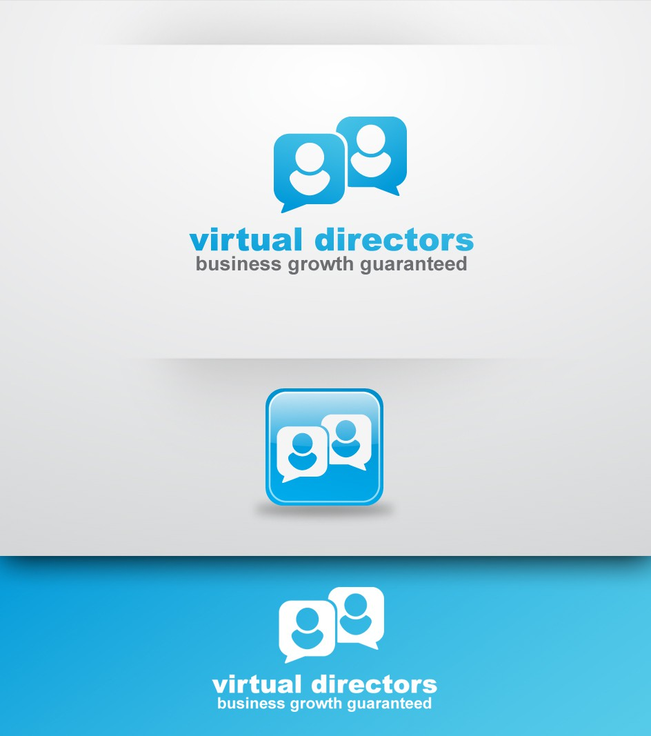 Create a logo for VIRTUAL DIRECTORS (more work to come)!