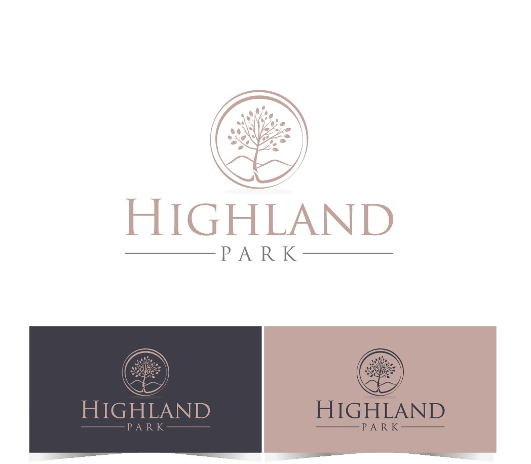 "Future Residential Community  ""Highland Park"" Needs a Logo"