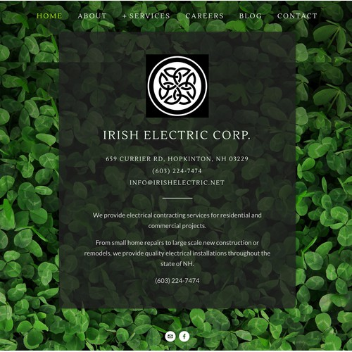 Irish Electric Corporation - A Commercial And Residential Electrical Contractor In New Hampshire