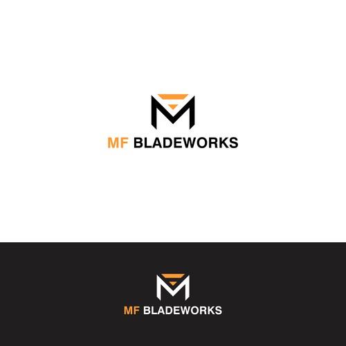 MF logo concept